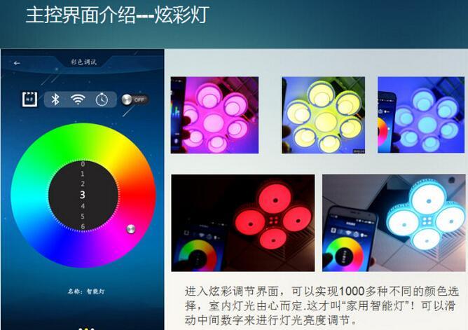 智能灯光、音箱控制系统