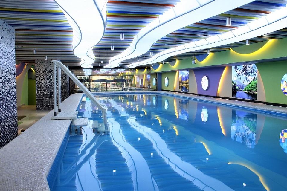 泳联汇青岛婴幼儿亲子游泳中心