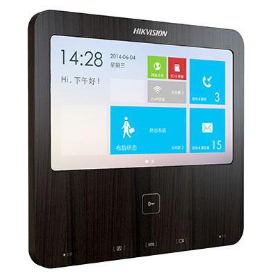 可视对讲室内机DS-KH6300