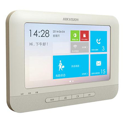 可视对讲室内机DS-KH6310